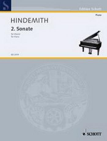 Sonata: No.2: Piano (Schott Ed)