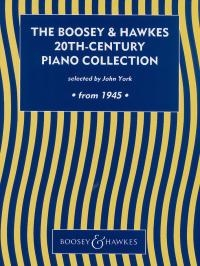 20th Century Piano Collection From 1945