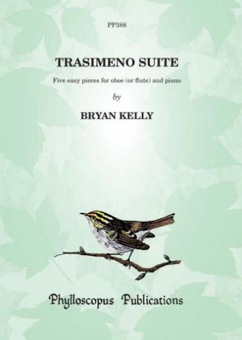 Trasimeno Suite: 5 Easy Pieces: Oboe (flute) & Piano
