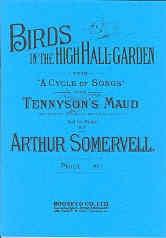Birds In The High Hall Garden: Vocal: Solo Song
