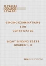 Sight Singing Tests: 1-5: Vocal