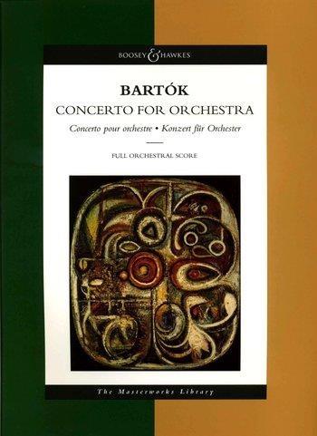 Concerto For Orchesrtra: Miniature Score