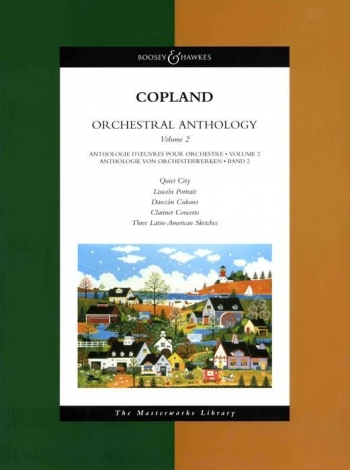 Orchestral Anthology: 1: Miniature Score