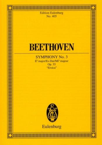 Symphony No.3: Eb Major: Op 55: Eroica: Miniature Score