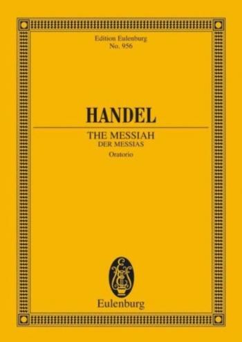Messiah: Oratorio: Miniature Score