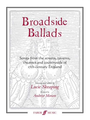 Broadside Ballads: 17th Century Song Collection