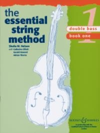 Essential String Method: Book 1: Double Bass