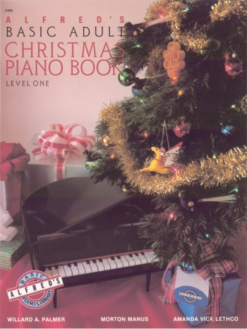 Alfreds Basic Adult Course: Christmas: Level 1: Piano