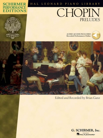 Preludes: Schirmer Performance: Piano