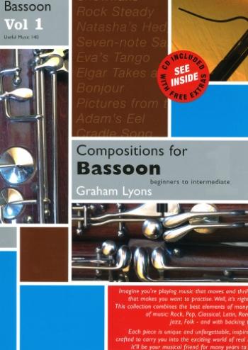 New Bassoon Solos Book 1: Bassoon & Piano (Graham Lyons)