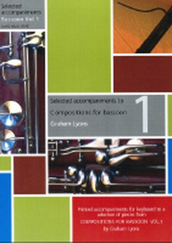 Compositions For Bassoon Vol.1 Piano Accopmp (Graham Lyons)