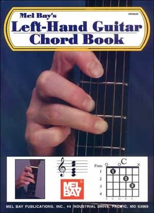 Mel Bays Left Hand Chord Book