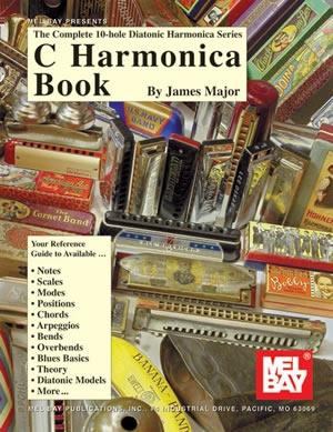 Complete Diatonic Harmonica: C Book