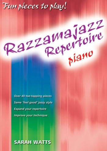 Razzamajazz Repertoire: Piano (Sarah Watts)