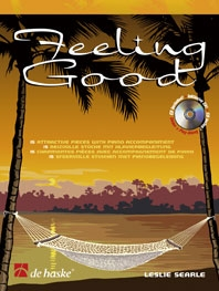 Feeling Good: Trumpet & Piano: Bk&cd