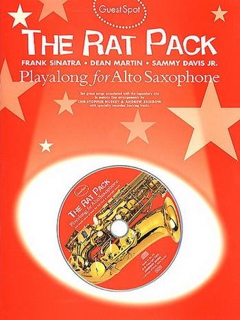 Guest Spot: Rat Pack: Alto Sax: Book & CD