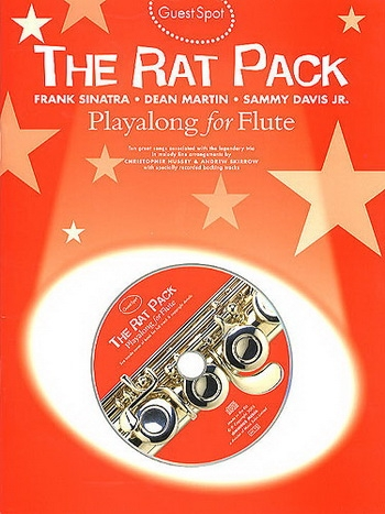 Guest Spot: Rat Pack: Flute: Book & CD