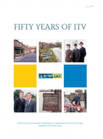 Fifty Years Of  ITV: Piano