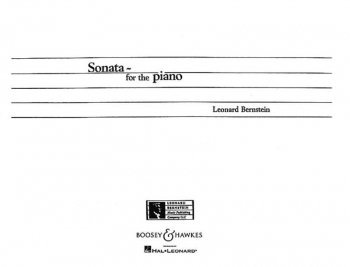 Sonata: Piano: Piano  (Boosey & Hawkes)