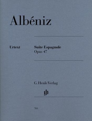 Suite Espagnole: OP.47: Piano (Henle)