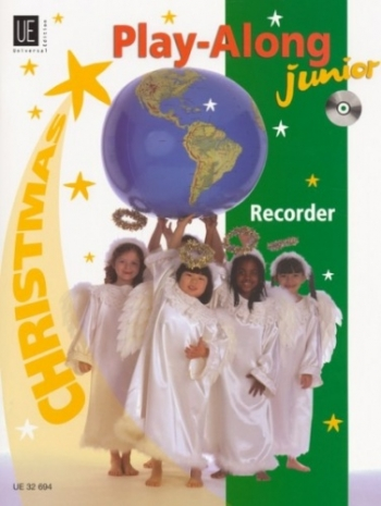 World Music: Christmas: Recorder: Play-along Junior