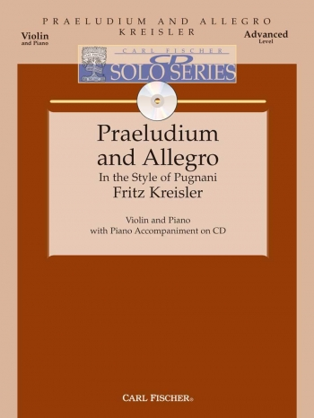 Praeludium and Allegro: Violin