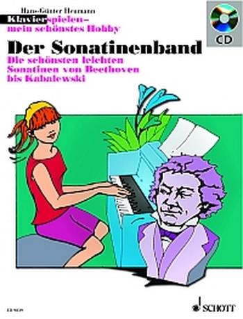 Sonatina: Der Sonatinenband: Piano