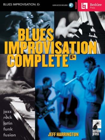 Blues Improvisation Complete: Eb