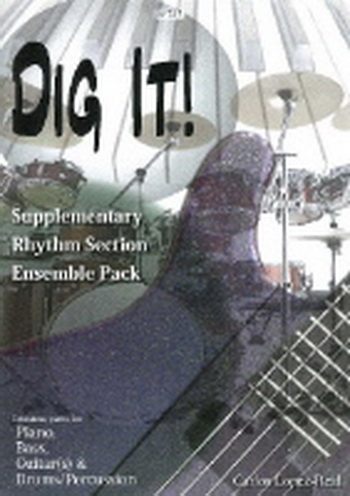 Dig It/Supp Pack/Rhythm Sectionensemble/Parts
