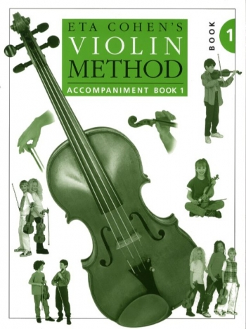 Eta Cohen Violin Method Book 1: Piano Accompaniment