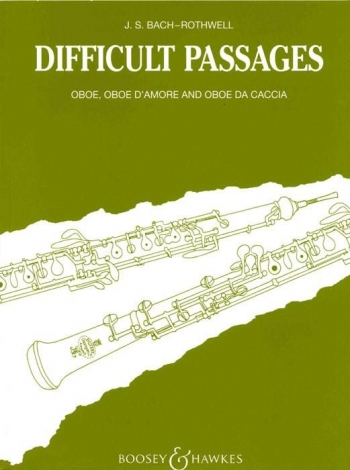 Difficult Passages: Oboe Solo (B&H)