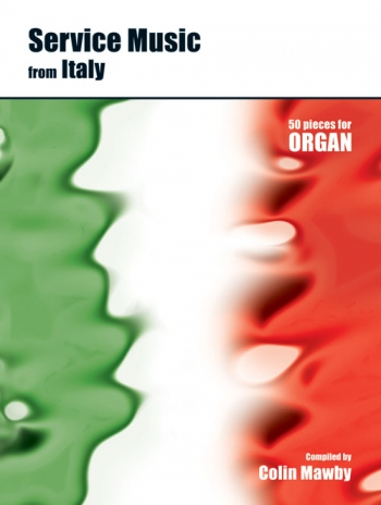 Service Music From Italy: Organ