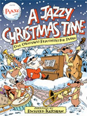 A Jazzy Christmas Time: Piano