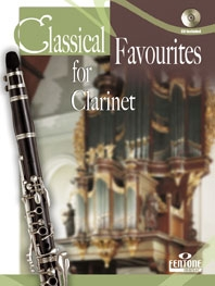Classical Favourites For Clarinet: Book & CD