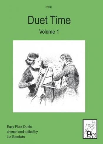 Duet Time: 1: Flutes