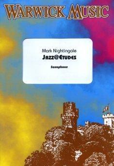 Jazz@etudes: Jazz Etudes: Saxophone  (Nightingale)