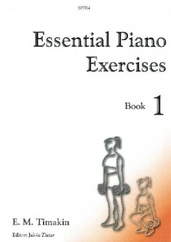 Essential Piano Exercises: Book 1