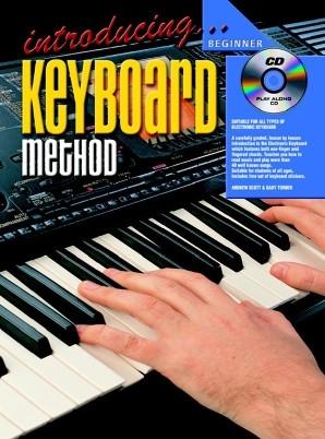 Introducing Keyboard: Bk & Cd