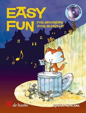 Easy Fun: Recorder: Bk&cd