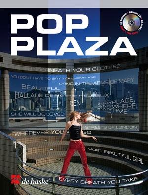 Pop Plaza: Trumpet: Bk&cd