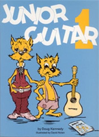 Junior Guitar Book: 1