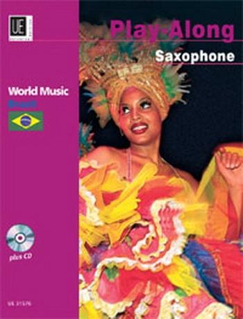 World Music: Brazil: Alto Saxophone: Play-along