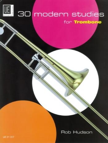 30 Modern Studies For Trombone (Hudson)
