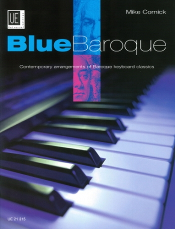 Blue Baroque - Piano (Mike Cornick)