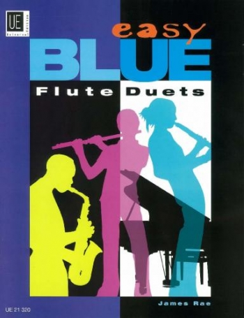 Easy Blue Flute Duets (Rae)