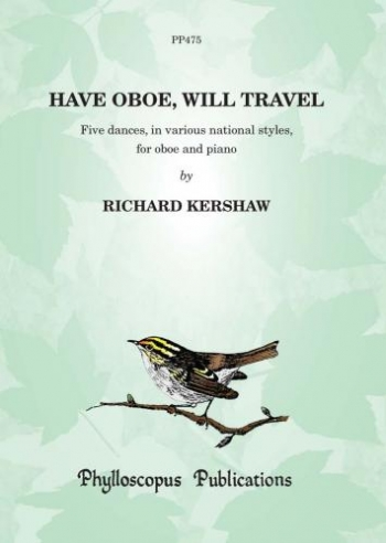 Have Oboe Will Travel: Oboe & Piano