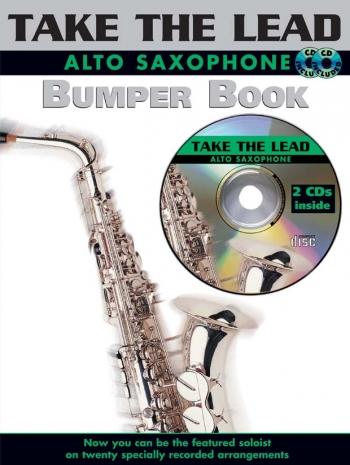 Take The Lead: Bumper Book: Alto Sax: Book & CD (2cds)