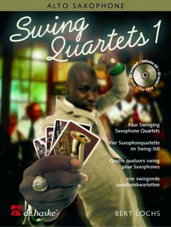 Swing Quartets: Alto Saxophone