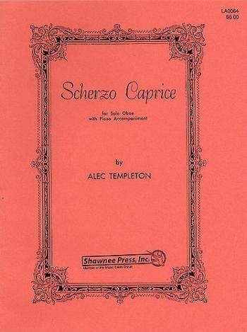 Scherzo Caprice: Oboe & Piano (Spartan)