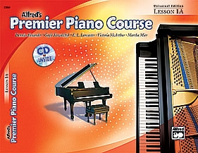 Alfred Premier Piano Course 1a: Lesson Book